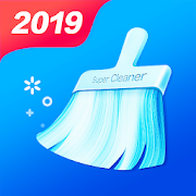 Super Cleaner – Antivirus, Booster, Phone Cleaner (Android)