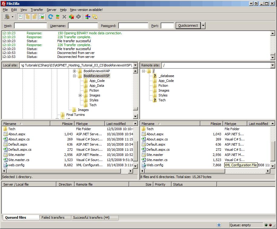FileZilla nasıl kullanılır?
