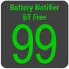 Battery Notifier (Big Text) (Android)