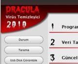 Dracula Virüs Temizleyici 2010