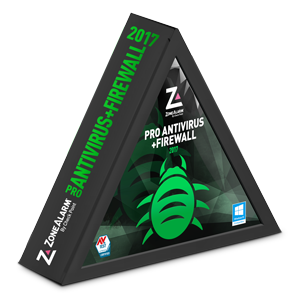 ZoneAlarm PRO Antivirus Firewall 2017 15.0.139