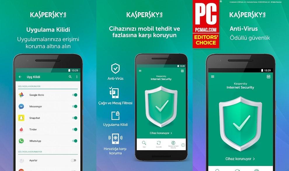 Android Virüs Temizleme Programları