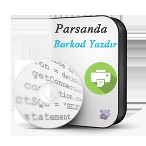 Parsanda Barkod Yazdırma ve Hazırlama Programı