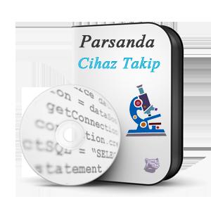 Parsanda Cihaz Takip Programı